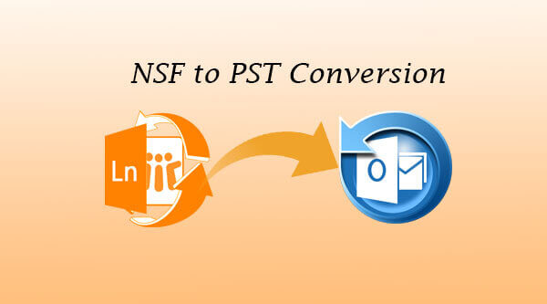 Convert an NSF Archive To PST File Manually and With Tool