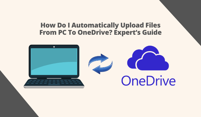 PC To OneDrive