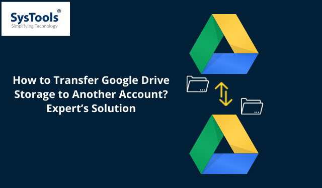 Transfer Google Drive Storage