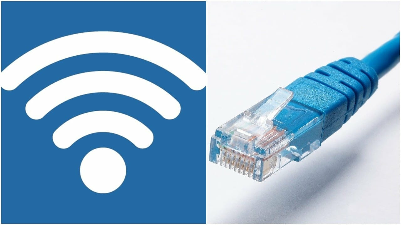 Install a Wireless Card on your Computer to clear the wired-mess