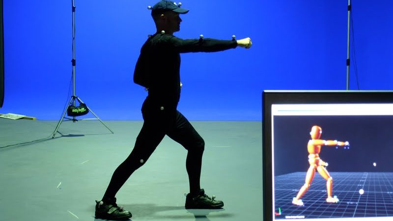 The beginning of the 3D motion capture system: A revolution in the Animation World