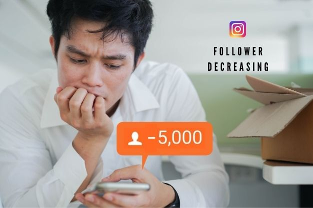 5 Reasons Why Your Instagram Followers Are Decreasing Gradually