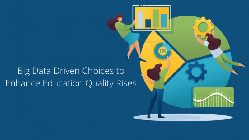 Big Data Driven Choices to Enhance Education Quality Rises