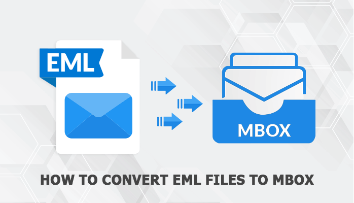 How to Convert EML Files to MBOX Manually?