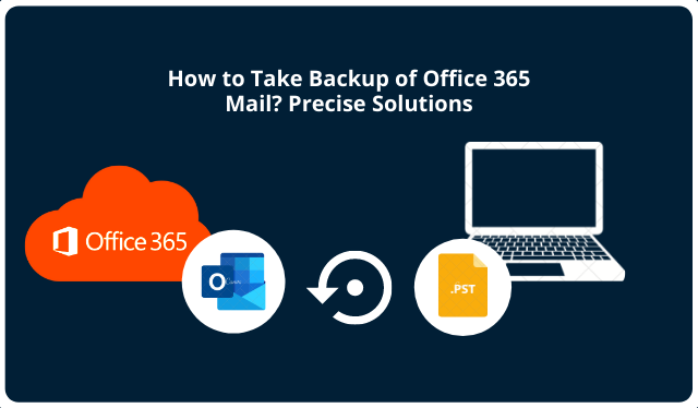 How to Take Backup of Office 365 Mail? Precise Solutions