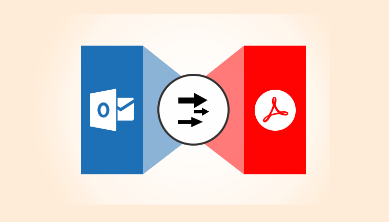 How to Convert the Outlook mail to PDF with Three Methods