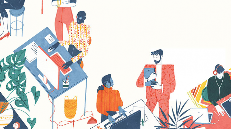 Five Best Practices to Workplace More Inclusive