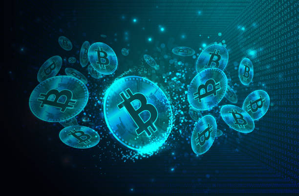The Narration of the Financial Development of Bitcoin