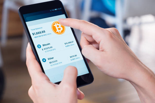 What are the benefits of accessing bitcoin with an Android smartphone?