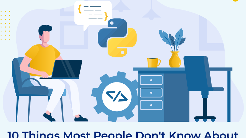 10 Things Most People Don't Know About Python Programming