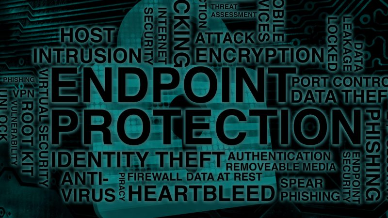 In what ways does Endpoint Security Protect your Data?