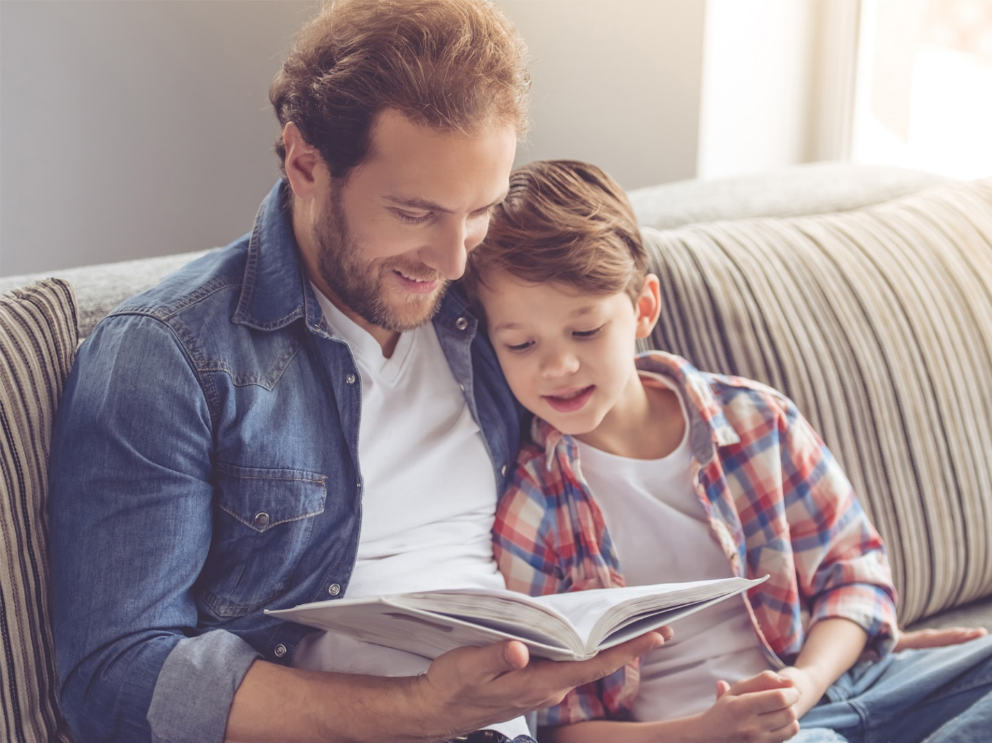 How Reading Can Boost Your Child's Mental Health