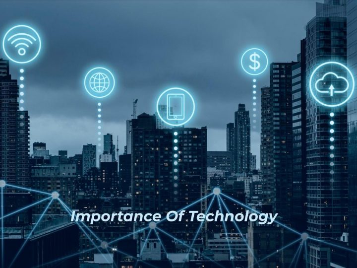 What is the importance of technology in today's life?